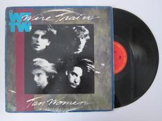 Buy LP Vinyl WIRE TRAIN - TEN WOMAN VG VGfor R69.00 Lp Vinyl, Wire, Train, Woman, Games, Music, Books, Movies, Musica