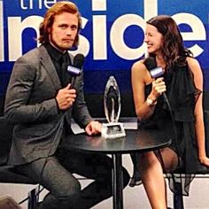 """Well. Sam, he is.. Sam"" (PCA Awards - Jan 2015)"