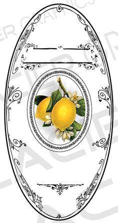 Wedding Favor Labels, Wedding Gift Tags, Party Favor Tags, Canning Labels, Jar Labels, Mason Jar Gifts, Mason Jars, Limoncello Recipe, Lemon Party