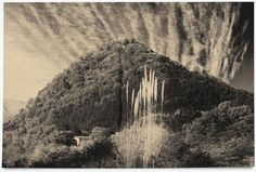 Albarrán Cabrera —– Instagram Nikko, Japan, 2016. The Mouth of Krishna, #509. Toned Gelatin Silver print.
