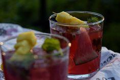 Den beste sangriaen Sangria, Moscow Mule Mugs, Tableware, Den, Dinnerware, Dishes, Place Settings