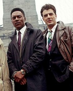 Richard and Chris Chris Noth, Suit Jacket, Suits, The Originals, Jackets, Fictional Characters, Fashion, Down Jackets, Moda