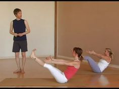 Core Strength Yoga Sequence (VIDEO) with Jason Crandell #fitness