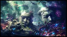 Magic Forest by ~ivany86 on deviantART