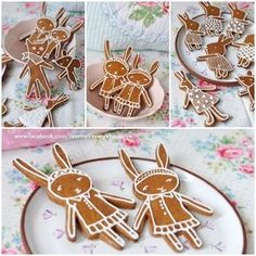 #gingerbread #pernicky #homemade #maileg #mailegworld @maileg_usa @mailegworld #mailegusa #bake #easter #velikonoce #bunny #rabbit #decorate #poleva #glaze #topping #icing