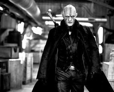 RPJ as Quinlan Final Season of The Strain