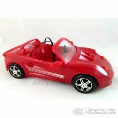 auto pro Barbie+poštovné zdarma - 1