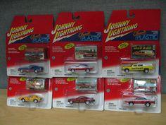 Classic Plastic 2001 Johnny Lightning White Rim Chase Cars Item # 373-01 AMC AMX #JohnnyLightning #AMC #AMX