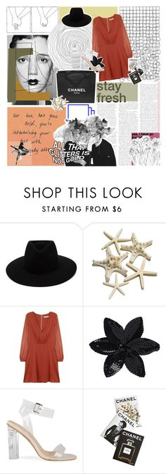 """""""dove into the waterfall"""" by frostedfingertips ❤ liked on Polyvore featuring Dansk, Mon Cheri, rag & bone, Chanel, Alice + Olivia, ASOS, Assouline Publishing, Cole Haan, Fall2016 and sams15challenge"""