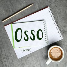 Parola del giorno / Word of the day: Osso (bone). Ci sono 206 ossa nel corpo umano. = There are 206 bones in the human body. Learn more about this word and see example phrases by visiting our website! #italian #italiano #italianlanguage #italianlessons Basic Italian, Italian Words, Italian Phrases, Italian Quotes, Italian Grammar, Italian Language, Korean Language, Japanese Language, Italian Vocabulary