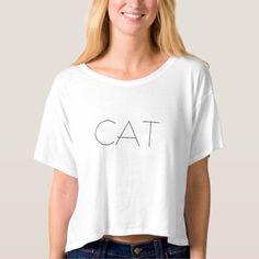 CAT t-shirt, playera