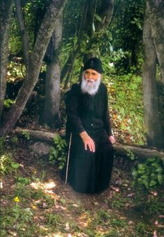 Our beloved humble elder Paisios of the Mount Athos Orthodox Catholic, Orthodox Prayers, Orthodox Christianity, Branches Of Christianity, Day Of Pentecost, Greek Icons, Byzantine Icons, Christian Church, People Of The World