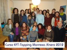 #Curso #ET #Tapping Manresa/ Enero 2012