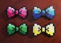 The product 8 Bit Ombre Pixel Bows - Multiple Colors is sold by eb.perler in our Tictail store.  Tictail lets you create a beautiful online store for free - tictail.com