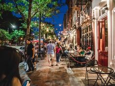 Curbed Cup 2nd Round: (3) Old City vs. (6) Washington Square West