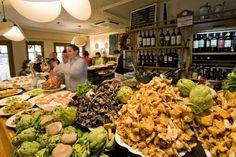 AFAR.com Highlight: A Bar Laden with Basque Produce by Marti Kilpatrick