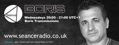 Every Wednesday 20:00 UTC+1 join Boris on Seance Radio for the Transmission Podcast #Techno