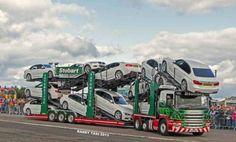 Stobart Fest, Carlisle Airport 2013! Eddie Stobart Trucks, Benne, 111, Fan Picture, Transporter, Train Car, Carlisle, Old Cars, Trailers