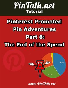 Promoted Pin Adventures – Part 6 – The End. The graphs show overall data taken from Pinterest analytics.