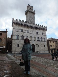 Site inspection in Montepulciano to prepare for several guided wine tours :) great fun and lots of Vino Nobile ...