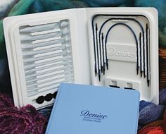 Denise Interchangeable Crochet Hook Kit « MyStoreHome.com – Stay At Home and Shop