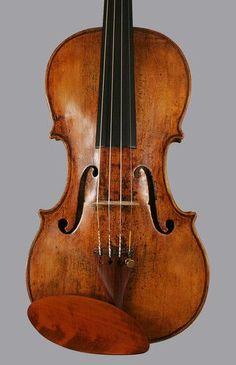Dom Nicolo Amati - Violin - Italy - 1745