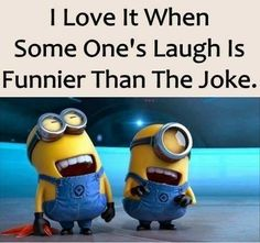 Funny Minions Pictures Of The Week - Jokes - Funny memes - - I know this bloke who awoke to play a practical joke in order to poke fun at me; but then the joke was on him you see! The post Funny Minions Pictures Of The Week appeared first on Gag Dad. Funny Minion Pictures, Funny Minion Memes, Minions Quotes, Jokes Quotes, Minion Love Quotes, Funny Pics, Funny Images, Funny Shit, Stupid Funny Memes
