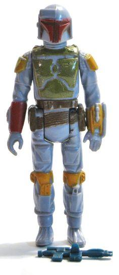 Star Wars Boba Fett 1979 vintage action figure