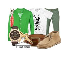 Never Grow Up by lalakay on Polyvore