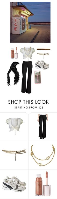 """""""With my girls"""" by glossylibra ❤ liked on Polyvore featuring Nina Ricci, Chanel and Christian Dior"""