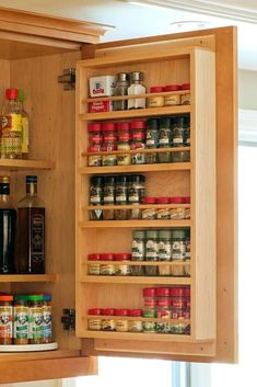 Image result for pan lid storage ideas