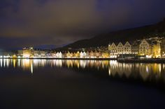 Bergen by Erika A B on 500px