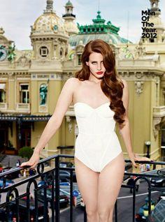 Lana del Rey for GQ - September - 2012