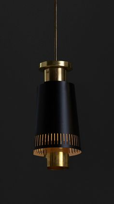 PAAVO TYNELL, pendant lamp model 9067, c. 1955