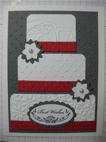 62 Super Ideas For Wedding Card Handmade Marriage Stampin Up cards handmade marriage Wedding Cards Images, Wedding Cards Handmade, Cricut Cards, Stampin Up Cards, Wedding Anniversary Cards, Anniversary Ideas, Wedding Card Templates, Scrapbook Cards, Scrapbooking Ideas
