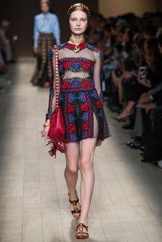 Valentino - Spring/Summer 2014 Paris Fashion Week