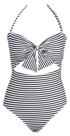 The weekend's calling and it wants you. 10% off! Featuring removable halter design & back hook closure & cutout at back, this one-piece is perfect for swim party. Pick it now!