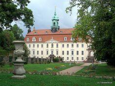 Schloss Lichtenwalde in Niederwiesa, Deutschland
