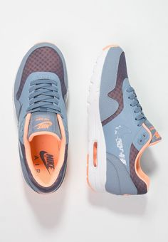 new style 346c3 aa5ba Nike Sportswear - AIR MAX 1 ULTRA ESSENTIALS - Sneakers laag - cool  blue clear
