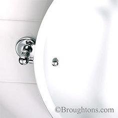 Image On Samuel Heath N Towel Ring Polished Chrome Towel rings and Polished chrome