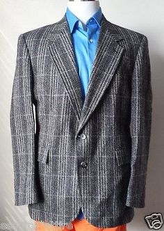 Blazer , Sport Coat : EVAN-PICONE men #wool sport coat size 40R two button single vent blazer half line withing our EBAY store at  http://stores.ebay.com/esquirestore