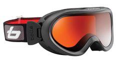 Bollé goggles Boost OTG Black / Citrus Breathing Mask, Polarized Glasses, Eye Glasses, Tween, Oakley Sunglasses, Eyewear, Perfect Fit, Sports, Youth
