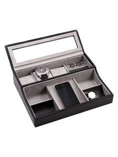 Multislot Valet Box from Father's Day Preview: Our Best Gifts on Gilt