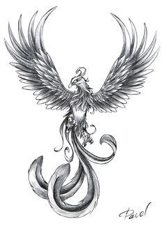 Phoenix #tattoo #ink