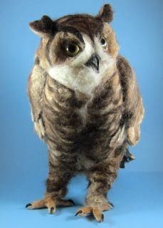 My all-time favourite needle-felting artist.
