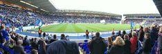 St Andrews Birmingham City Fc, St Andrews, Saints, Blues, Soccer, Futbol, European Football, European Soccer, Football