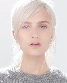 ZARA - WOMAN - earrings mismatched