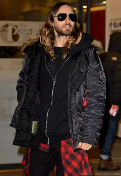 fuck-yeah-jared-leto:  HQ London - 29th January 2014