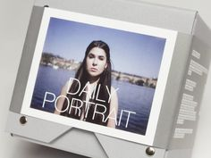 Daily portrait - 365 portraits of people in Prague, published Yinachi Linux, Prague, Polaroid Film, Portraits, Names, People, Head Shots, Portrait Photography, People Illustration