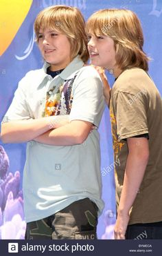 Sprouse Bros, Dylan Sprouse, Disney Channel Shows, Disney Shows, Zack Et Cody, Dylan And Cole, Stock Photos, Nice, Pictures